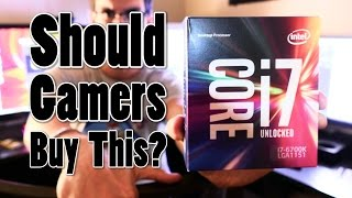 Should You Buy a Core i7 for Gaming?