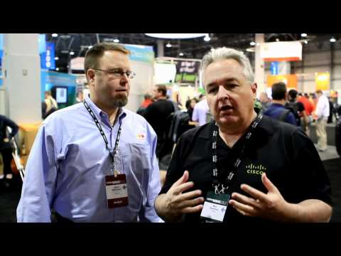 ESG at MMS 2012 : Cisco with Rex Backman