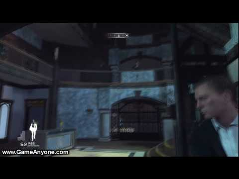 Let's Play: 007 Quantum of Solace (PS3)[HD] - Part 2