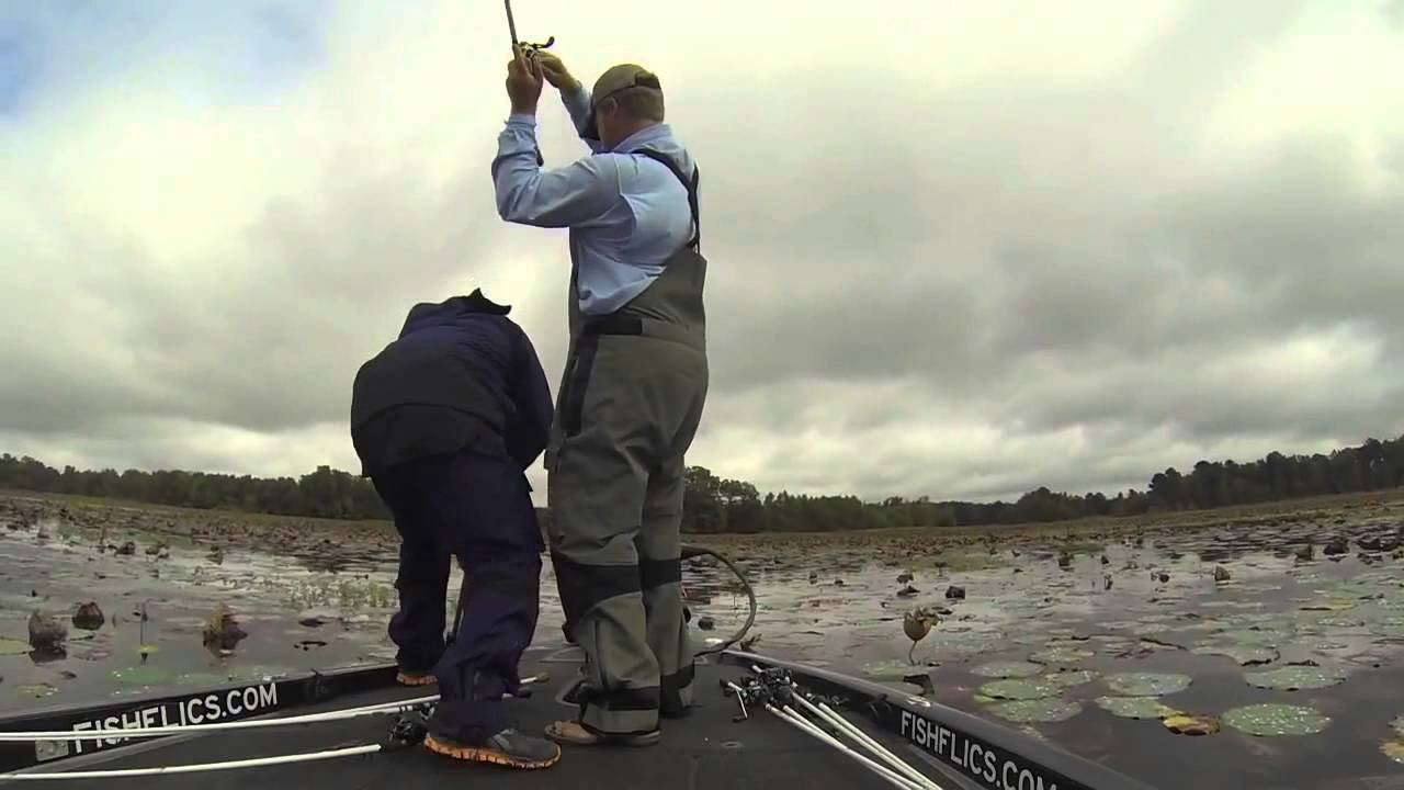 Tough times on ross barnett reservoir youtube for Ross barnett reservoir fishing report