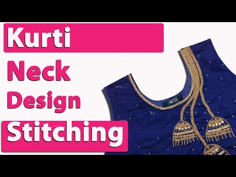 Fashion designing and sewing Tutorial