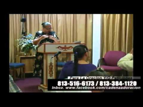 Culto Evangelistico, Concilio Pentecostal Senda Antigua AMIP, Tampa Bay. 09-13-2015