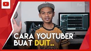 Cara Youtuber Jana Pendapatan ᴴᴰ | #PecahRahsia