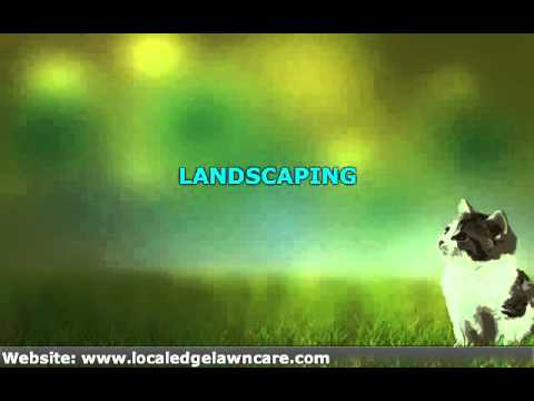 Local Edge Lawn Care services sandy utah.