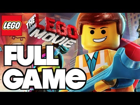 Search for The LEGO Movie Videogame - FULL GAME Complete Gameplay Walkthrough Let's Play