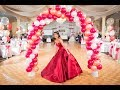 Jamie's 18th Birthday Party Entrance | Toronto Philippines / Filipino Event Video
