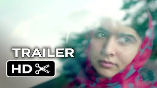 He Named Me Malala Official Trailer #1 (2015) - Documentary HD