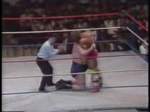 andre the giant vs ulimate warrior part 2/2