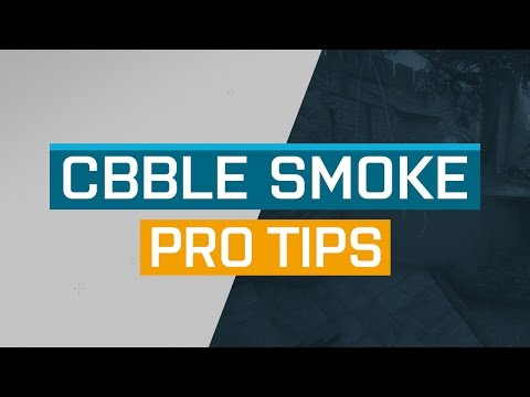CS:GO - ProTips: Cbble - B-Site Smoke for Box
