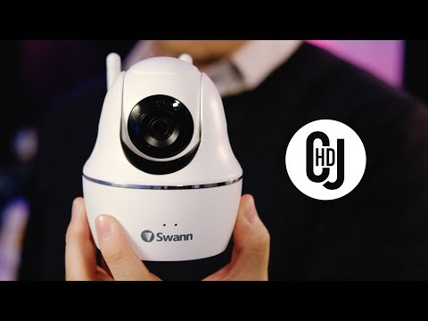 Cheap Alternative to Nest Cam IQ – Swann WiFi Pan and Tilt Security Camera Review!