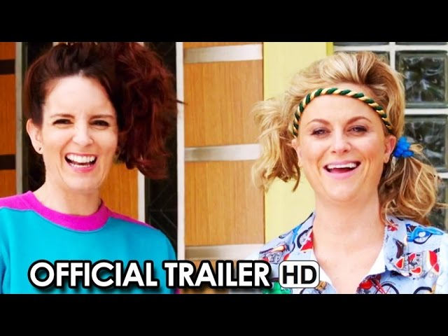 Sisters with Tina Fey and Amy Poehler - Official Trailer (2015) HD