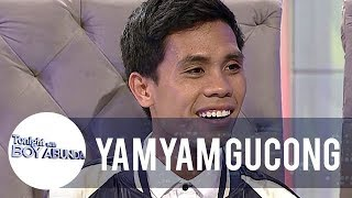 Yamyam talks about his jobs before | TWBA
