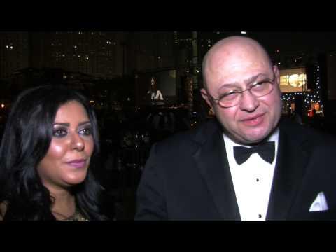Amira El Serafy & Peter Mansourian, Grand Millennium Dubai
