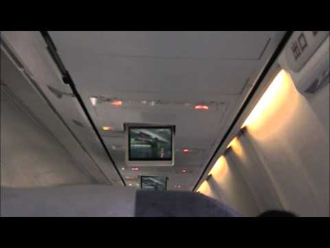 Flying Air China 737 Economy Class Beijing to Guilin, China