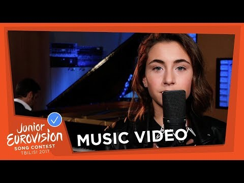MARIA ISIDE FIORE - SCELGO (MY CHOICE) - ITALY 🇮🇹 - OFFICIAL MUSIC VIDEO - JUNIOR EUROVISION 2017