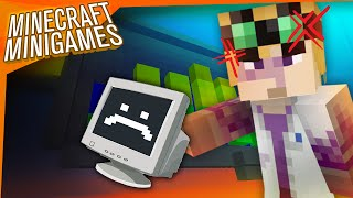 Minecraft - Block Party (Bad Monitor)