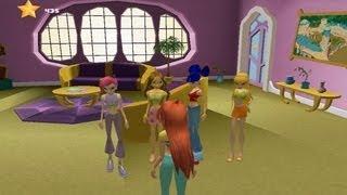 Игра клуб винкс школа волшебниц прохождение играть сейчас
