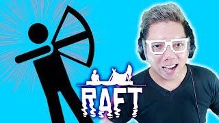 UPDATE BARU !! MADAM JADi ROBiN HOOD 😂 Raft Indonesia