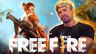 FREE FIRE PELA PRIMEIRA VEZ