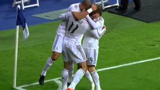 Real Madrid vs Levante 2-0 COPE