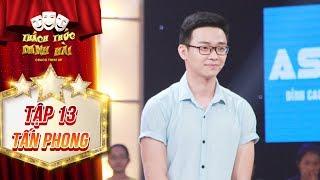 Thách thức danh hài 4 | tập 13: Trấn Thành, Trường Giang chúc phúc cho chàng trai thi hài để cầu hôn