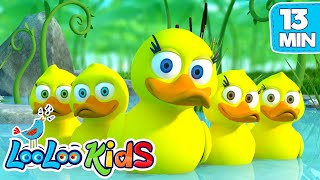 Watch Children Five Little Ducks video