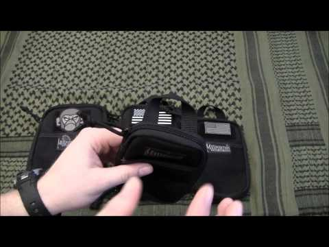 Maxpedition Pocket Organizer Comparison