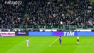 JUVENTUS Vs Fiorentina Goal Salah 0-1