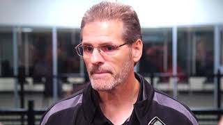 Flyers trainning camp 2017: Ron Hextall