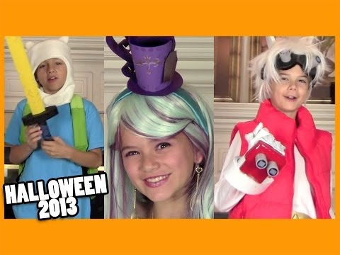 OUR HALLOWEEN COSTUMES! 2013  |  KITTIESMAMA