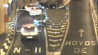 Tunnel Accidents to fast bumper to bumper  car crash)
