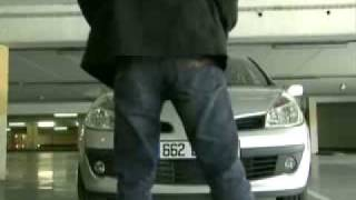 Renault clio commercial