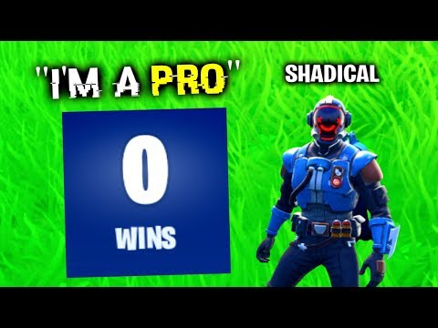 WORST Player Challenged Me To 1v1.. (Fortnite)