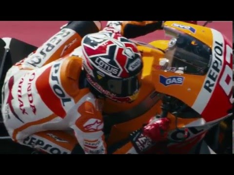2016 Marc Marquez the youngest Champion ship in MotoGP [HD]....