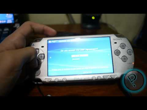 How to Install 6.60 ME Custom Firmware (1000 and 2000 ONLY) (Tutorial/Guide) (Part 2)