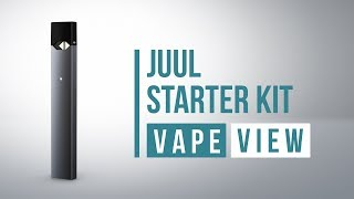 JUUL Starter Kit Unboxing Review (2018)