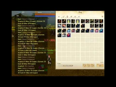 Archeage 600 New Jesters coin purse  batch 2  1.7 changes