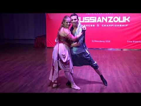RZCC2018 Renata & Jorge in Performance ~ Zouk Soul