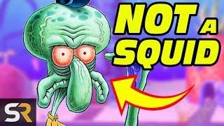 10 Lies We All Believed About SpongeBob Squarepants