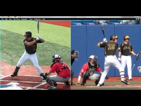 Casey Gillaspie - 2014 MLB Draft Prospect - Mechanical Analysis by Elite Baseball Training