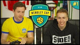 ULTIMATE REMATCH VS MINIMINTER! - Wembley Cup 2015 #1