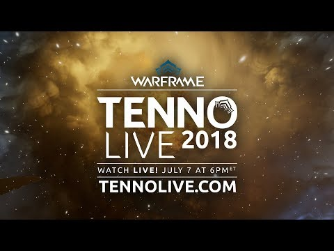 TennoLIVE from TennoCon 2018