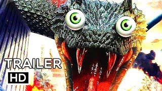 SNAKE OUTTA COMPTON Official Trailer (2017) Sci Fi Spoof Movie HD