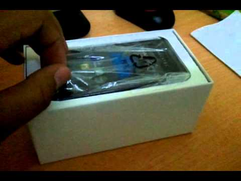 Unboxing Alcatel OneTouch Glory 2S