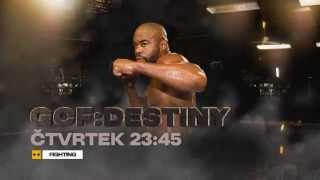 GCF Destiny - MMA v SaSaZu