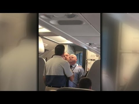 American Airlines Employee Accused Of Hitting Woman With Stroller