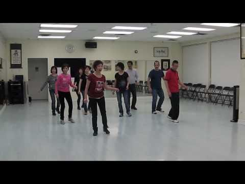 Twist (Dance & Walk Through)
