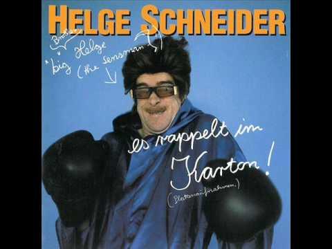 Helge Schneider - Erziehung