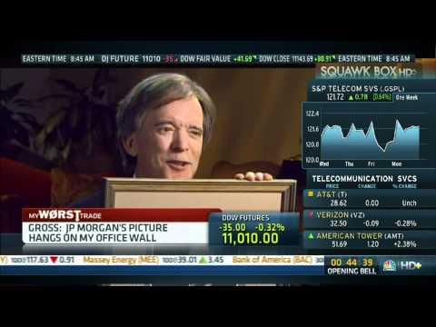 CNBC, 10/19/10, Bill Gross talks about Warren Buffett and Charlie Munger