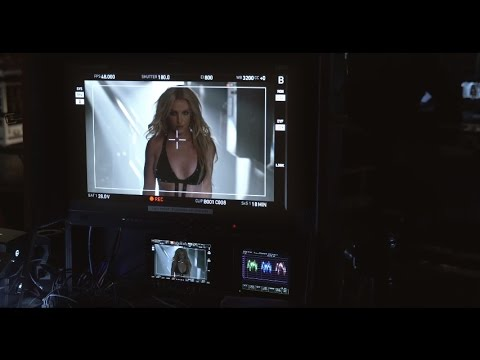 "Britney Spears - ""Private Show"" (New Behind the Scenes)"